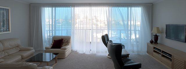 4 Ways to improve your space with curtains!
