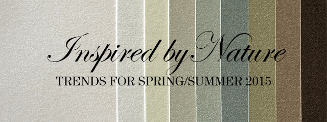 Nature Inspired Home Décor for Spring/Summer 2015