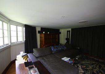 media room curtains