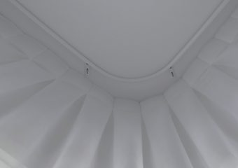 3 walls ceiling sheers and triple weave