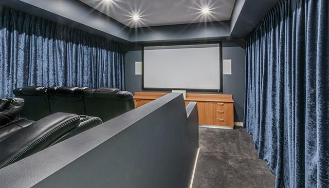 Home Theatre Installation Brisbane, Sunshine & Gold Coast